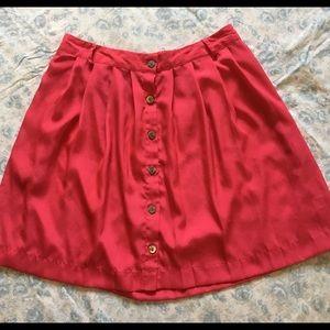 Dresses & Skirts - Xhilaration skirt from Target.